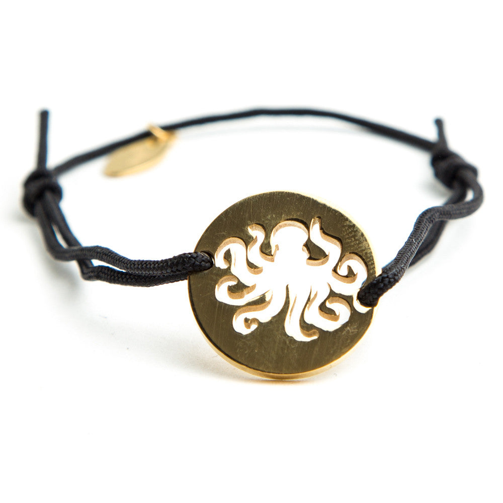 Octopus Spirit Animal Bracelet INTJ  - Jaeci Jewlery