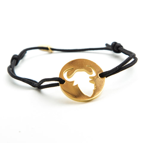 Ox Spirit Animal Bracelet ISTJ  - Jaeci Jewlery