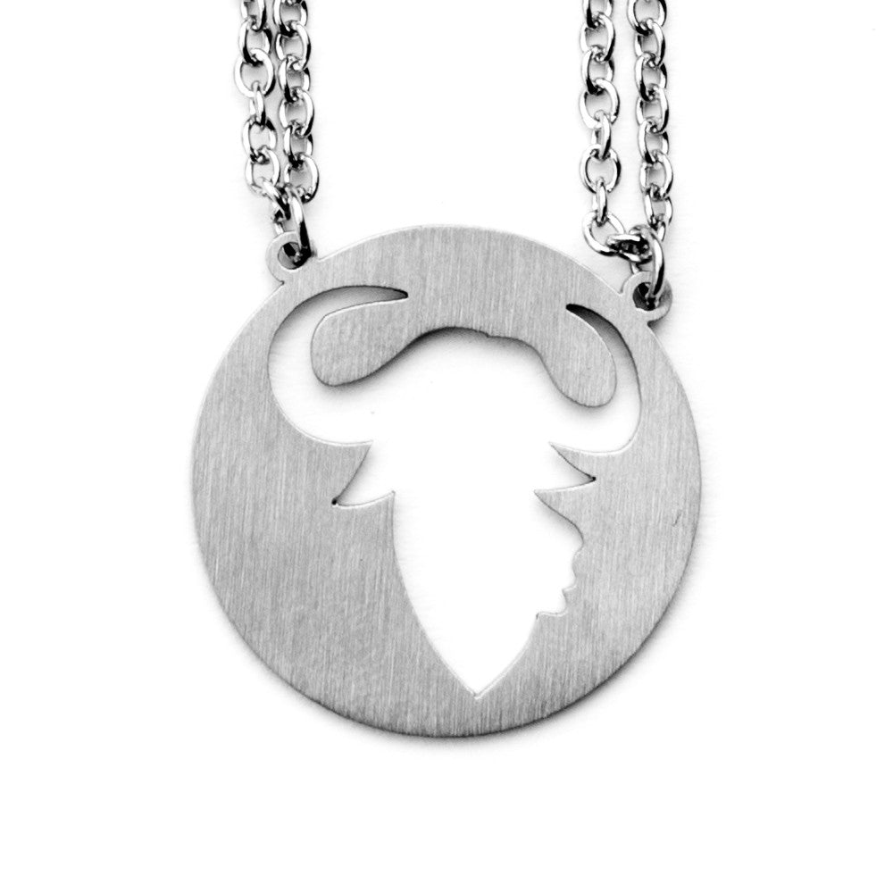 Ox Animal Necklace ISTJ  - Jaeci Jewlery