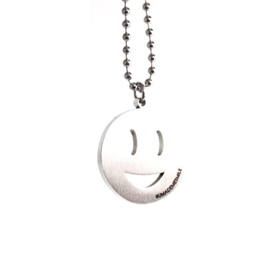 #UMADEMESMILE Cutout Necklace Long Necklace - Jaeci Jewlery