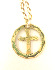 Pre-Order Limited Edition Cross Necklace - All Ways. Always.