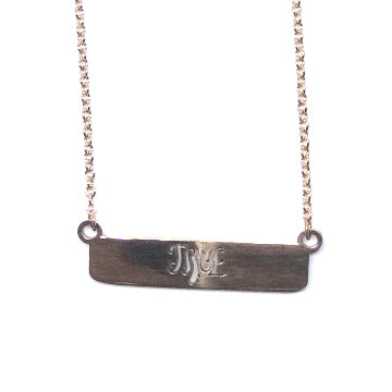 TRUE OR FALSE Necklace