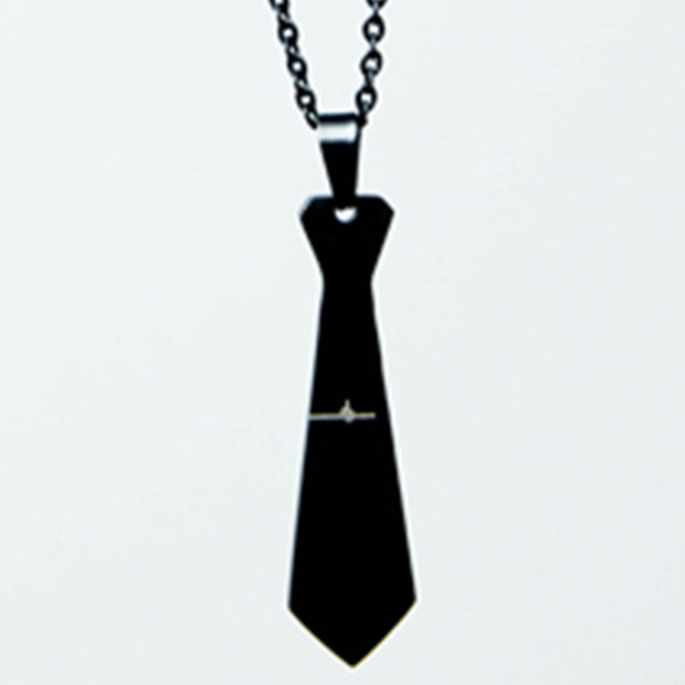 The Rebel Tie Necklace Discontinued - Jaeci Jewlery