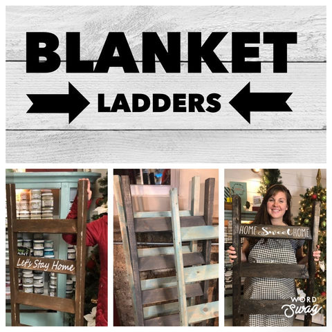 Blanket Ladder KIT