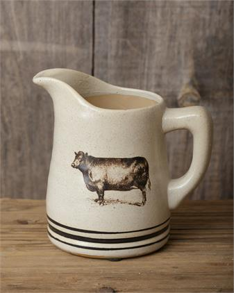Cow Milk Pitcher
