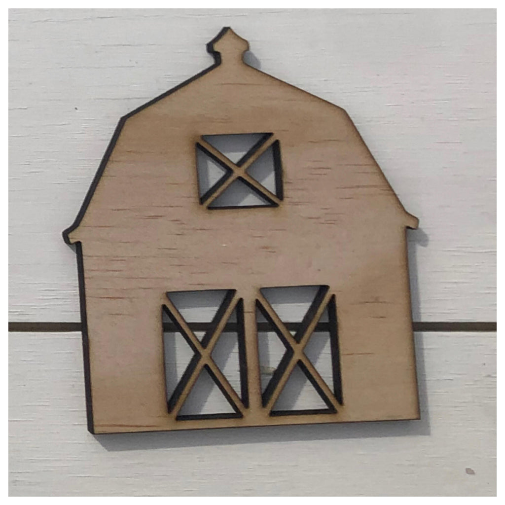 Barn Laser Cut Out
