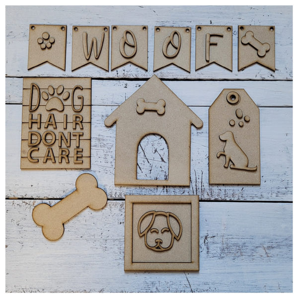 WOOF Tray Kit