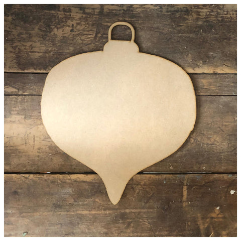 Bell Ornament Blank