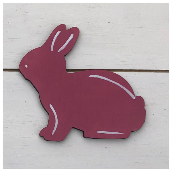 Sitting Bunny Laser Cut Out