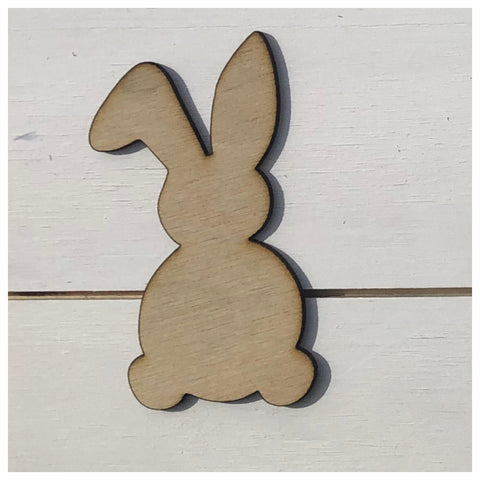 Bunny But Laser Cut Out