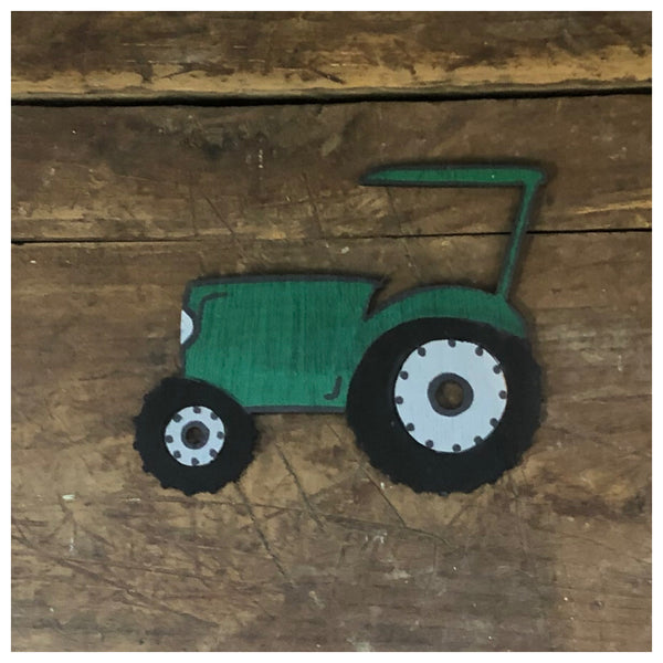 Tractor Laser Cut Out