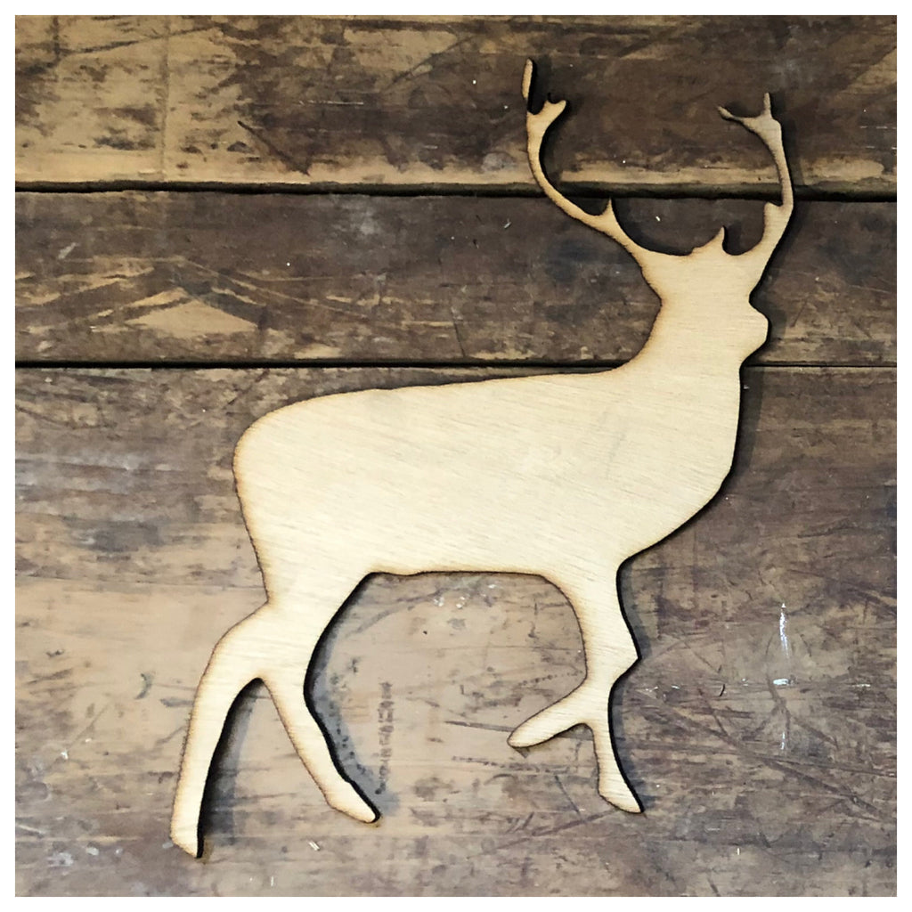 Harry Potter Deer Cut out