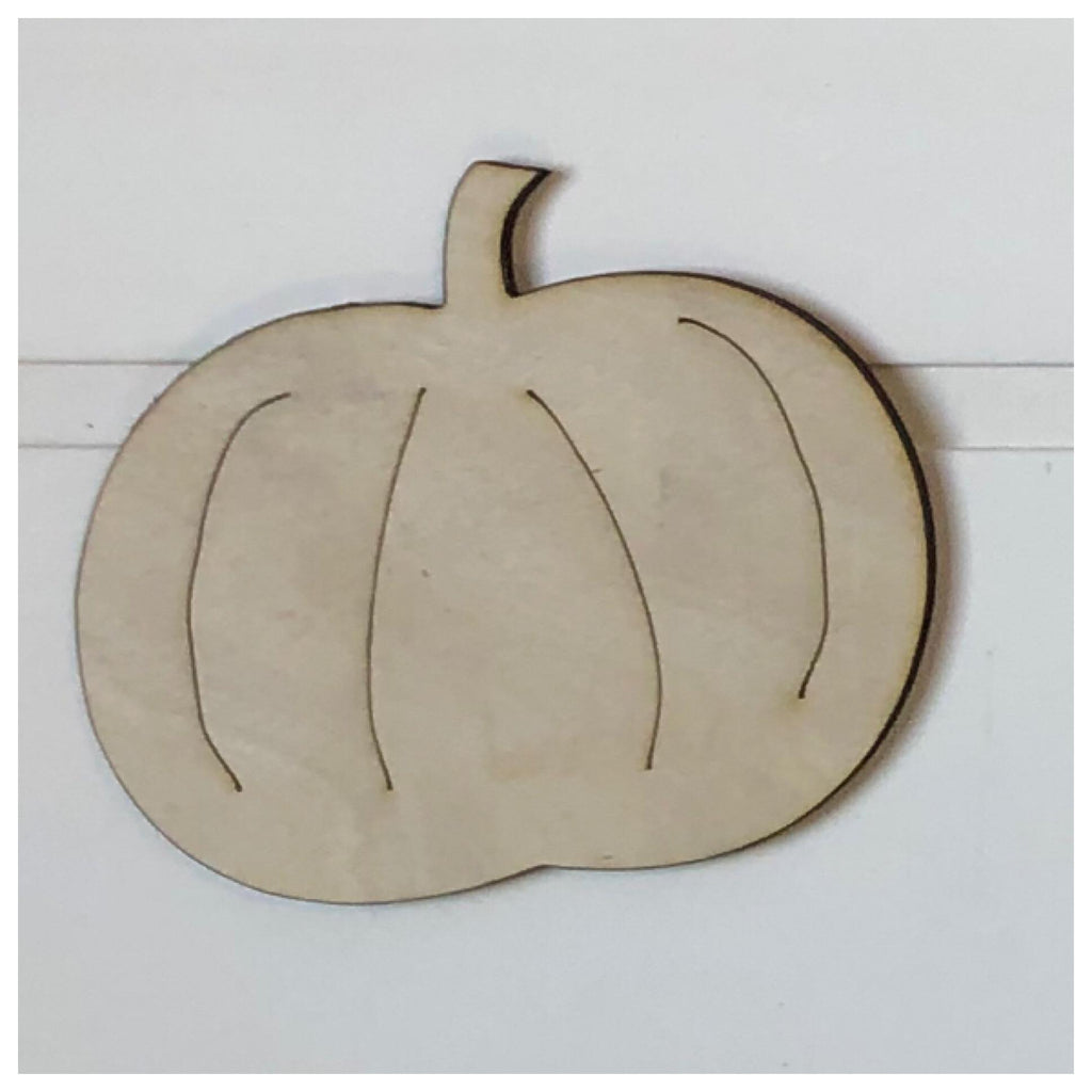 Pumpkin Laser Cut Out