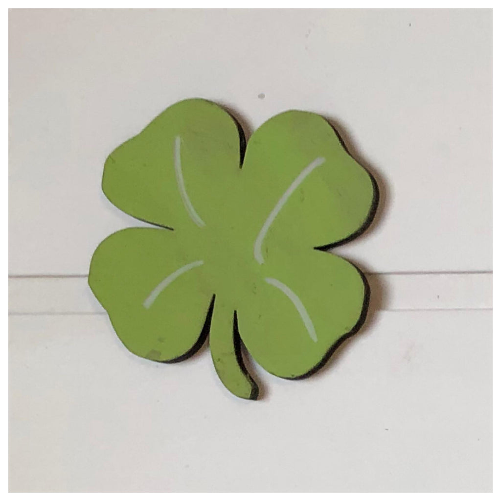 Shamrock Laser Cut Out