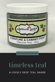 Timeless Teal Resin Paint