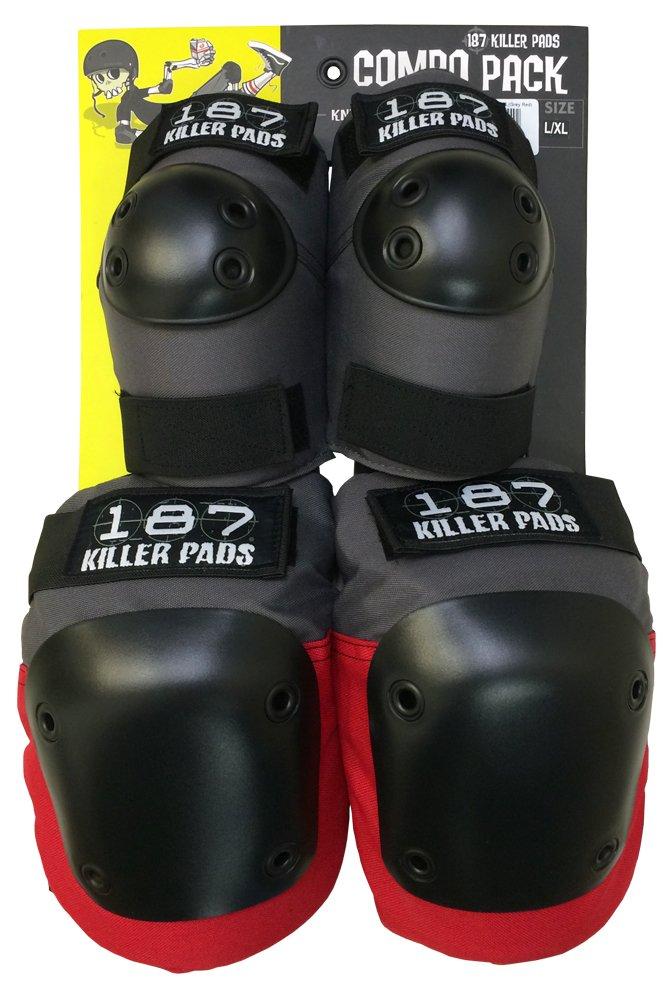 187 Killer Pads COMBO Pack - DeckedOut Scooters