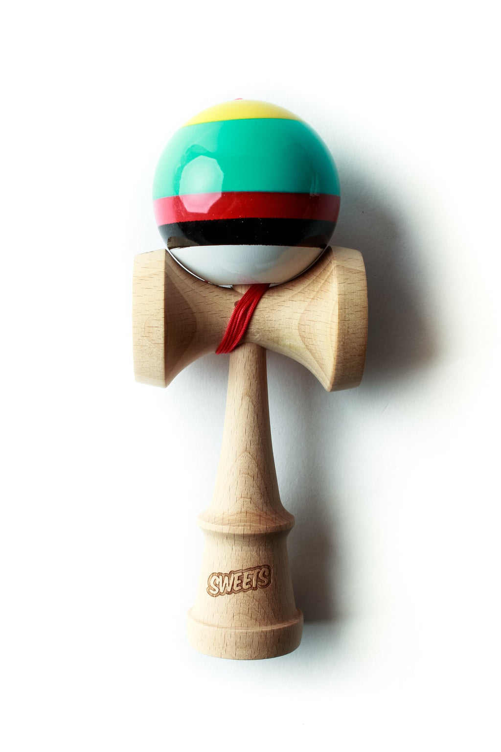 "Sweets Prime ""5 Stripe"" Kendama (2 Colors Available)"