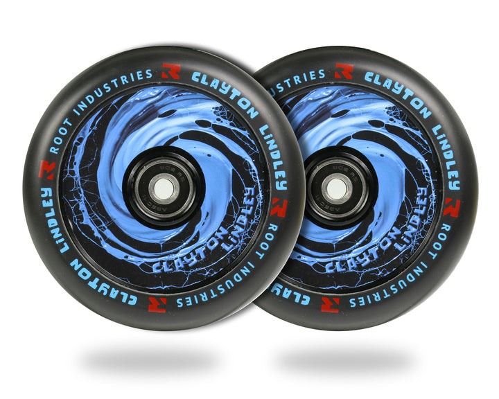 Root Industries 120 mm AIR Wheels -- SIGNATURE Edition