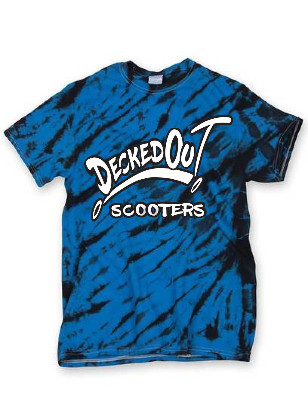 DeckedOut T-Shirt -- Special Edition - DeckedOut Scooters