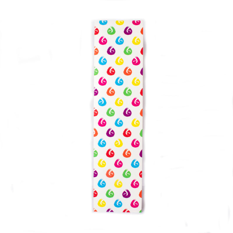 "Hella Grip Sloth Dot Rainbow (Formula W) 6""x24"