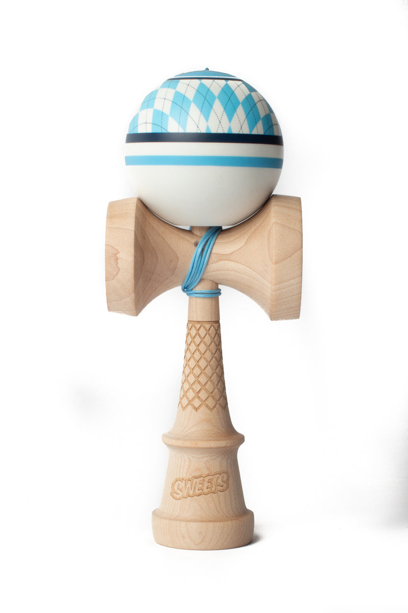Sweets Lab V23 Argyle Kendama