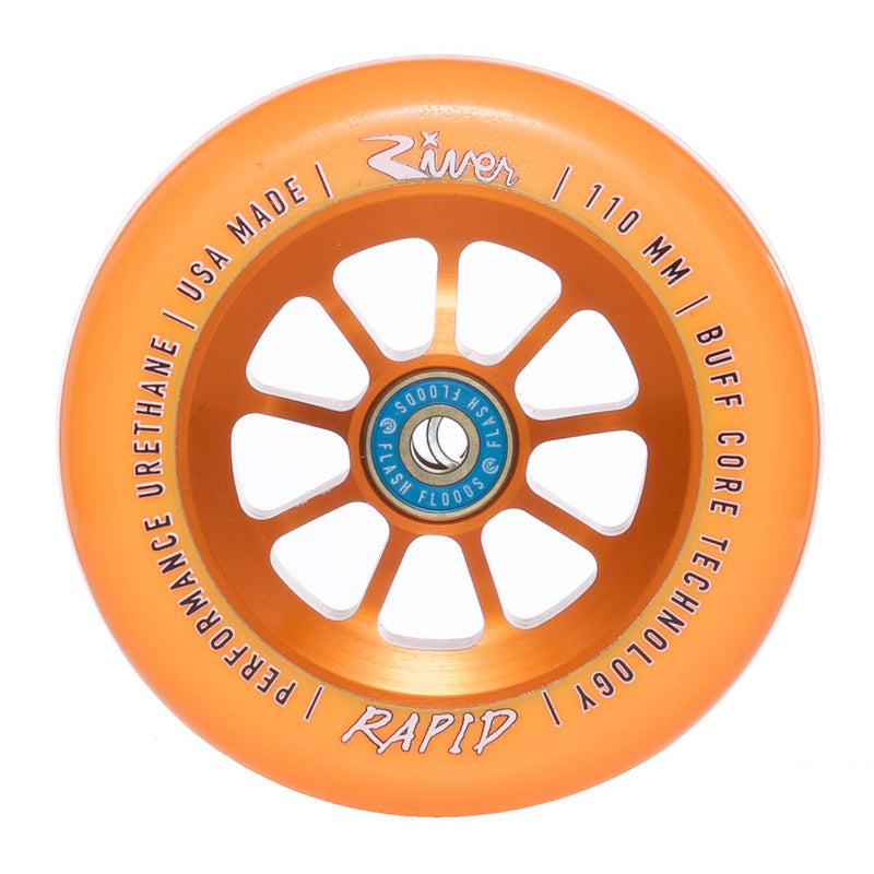 River Rapids 110mm Wheels - DeckedOut Scooters