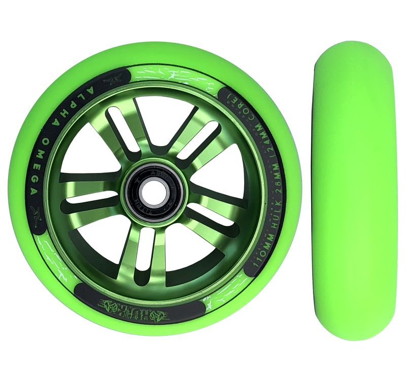 AO 110 X 28mm HULK Wheel - DeckedOut Scooters