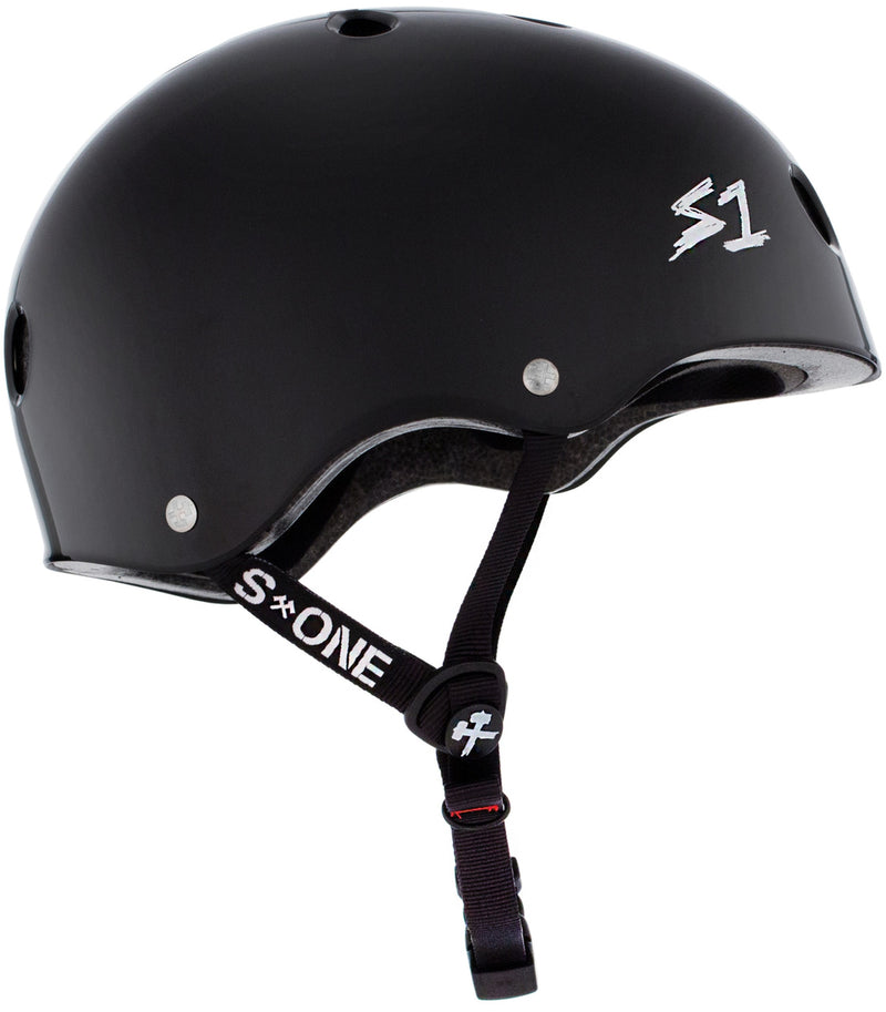 S1 Lifer Helmet -- BLACK MATTE