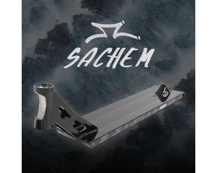 AO Sachem XT Deck with Boxed Ends