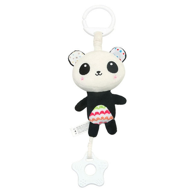 Musical Clip Soft Toy