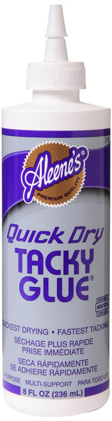 Aleenes Quick Dry Glue - 4oz
