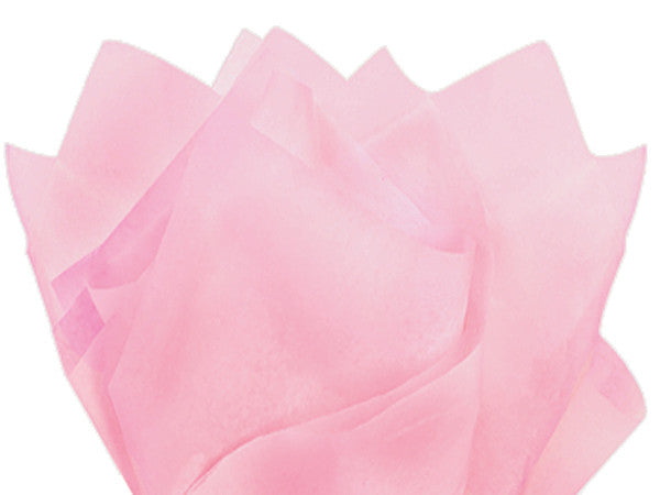 "Blush Solid Tissue 20""x30"""