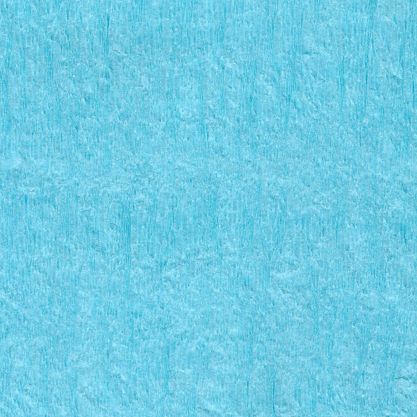 Baby Blue Crepe Paper
