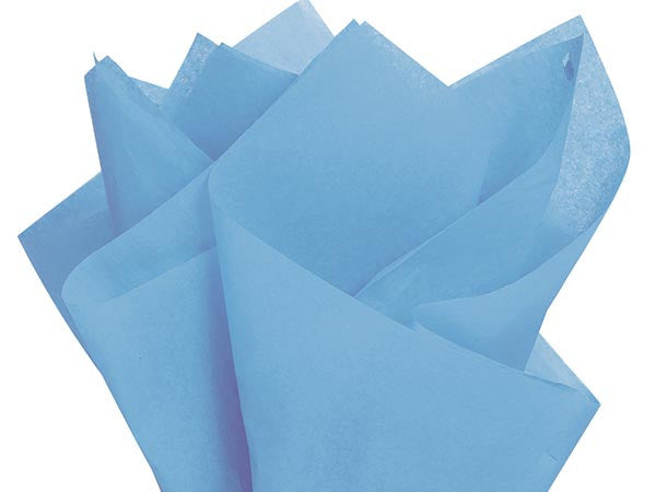 Cerulean Solid Tissue Paper 20X30