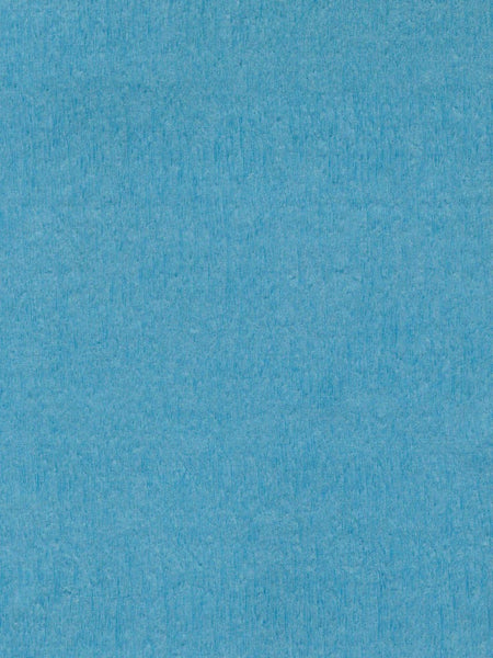 Light Blue Crepe Paper