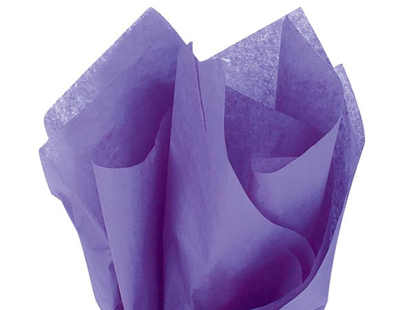 Periwinkle Solid Tissue Paper 20X30