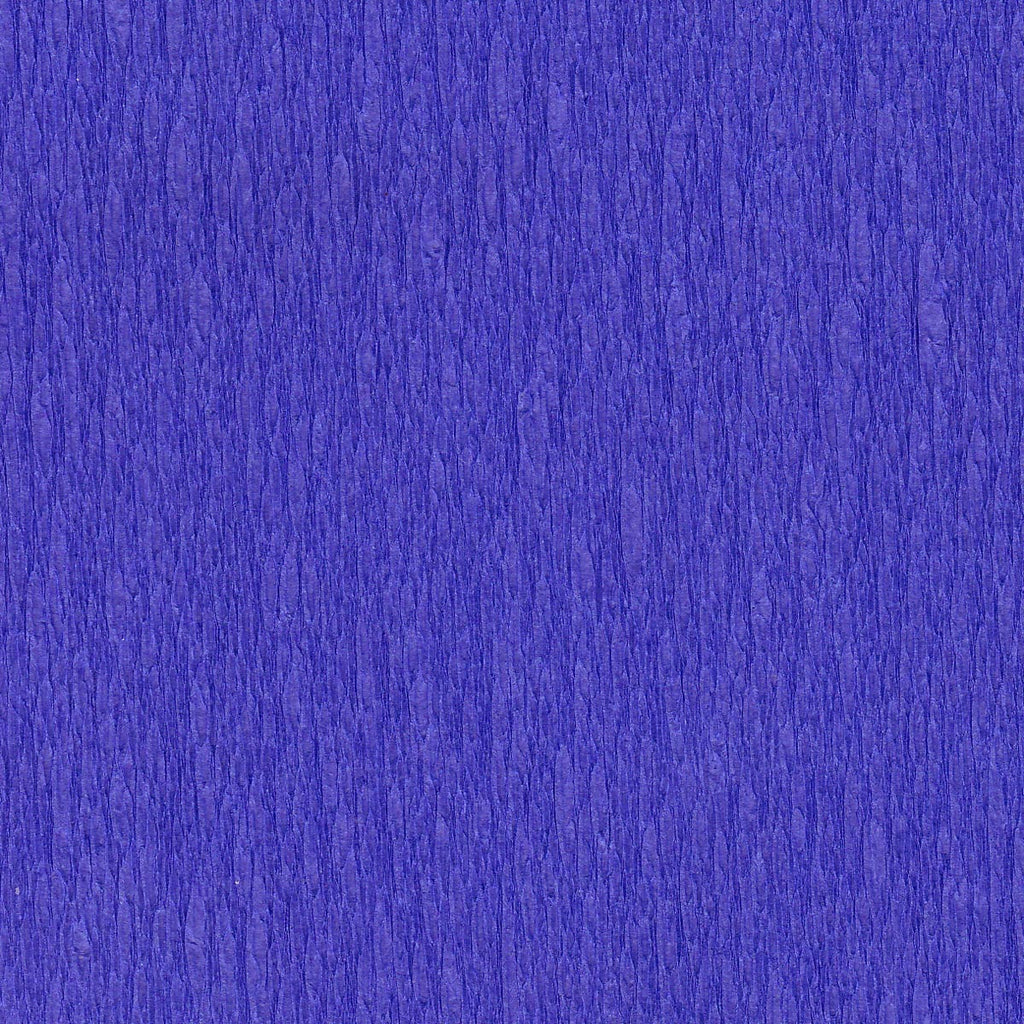 Royal Blue Crepe Paper