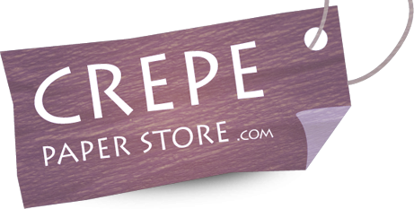Crepe Paper Store - Quality crepe paper, tissue and craft