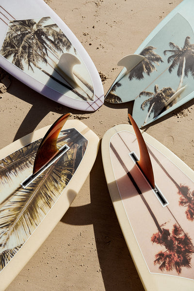 MING NOMCHONG x MCTAVISH SURFBOARDS COLLABORATION