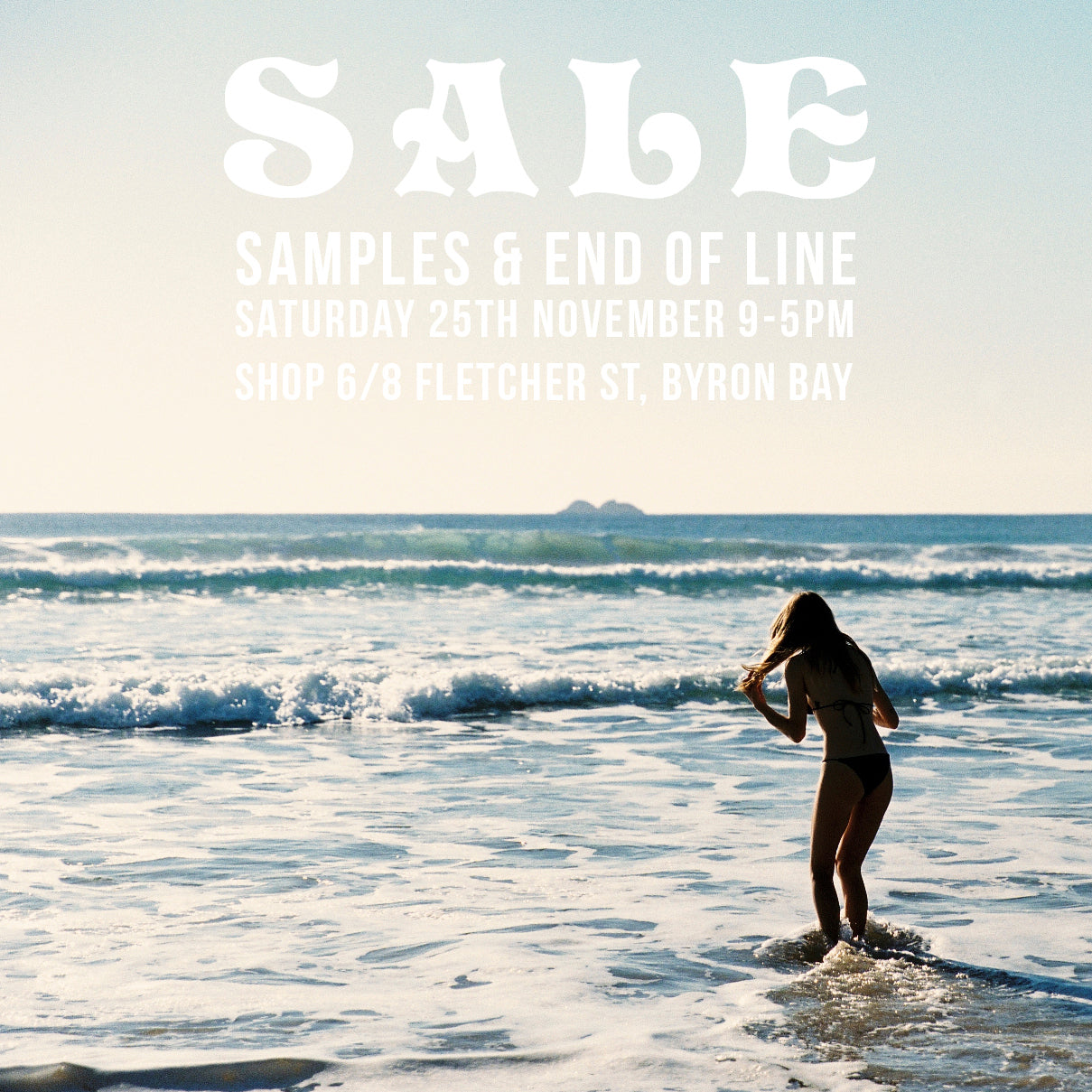 SAMPLES & END OF LINE SALE