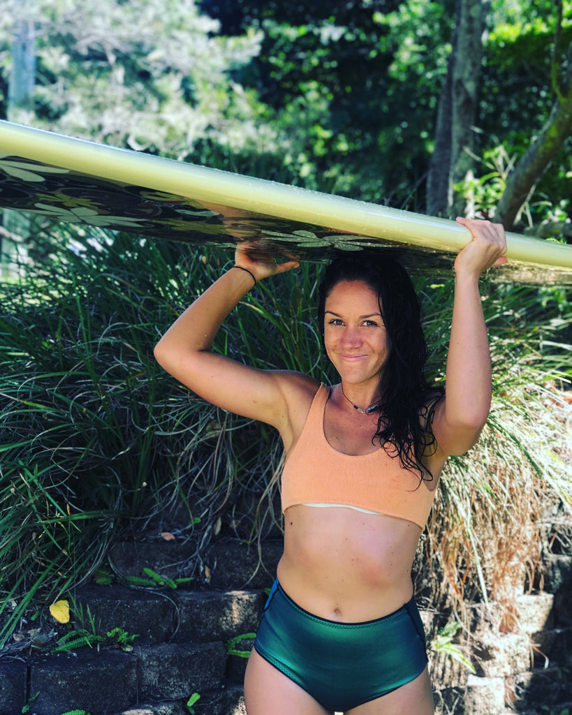 Out and about in Byron Bay: Meet Candice Briggs fitness coach and all round good woman!