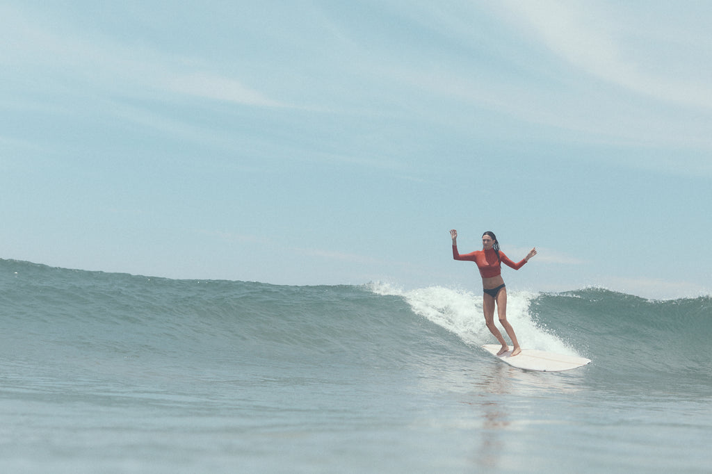 The girl gang from Sea Bones boosted down the coast (plus the bub and daddy daycare) for a weekend of fun, sun & waves.