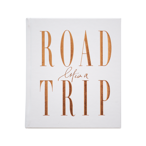 AXEL & ASH - Life's a Road trip - Luxe Edition (white)