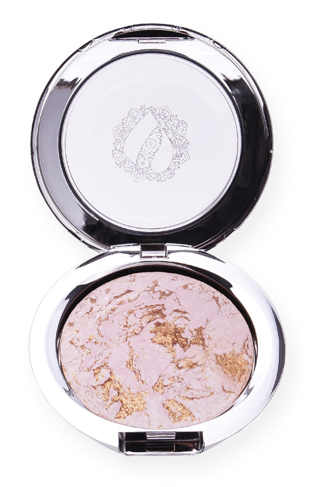 Baked Mineral Highlighter - Valerie Beverly Hills