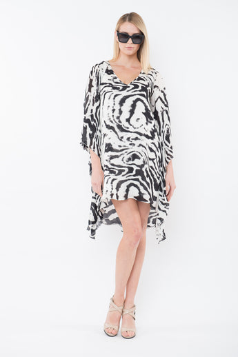 JAZMINE Exclusive Kaftan - Animal Print