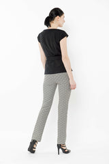 MADISON Slim Fit Pant - Geometric