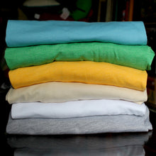 RadCakes Bella Canvas shirt options Blue Gold Triblend Green