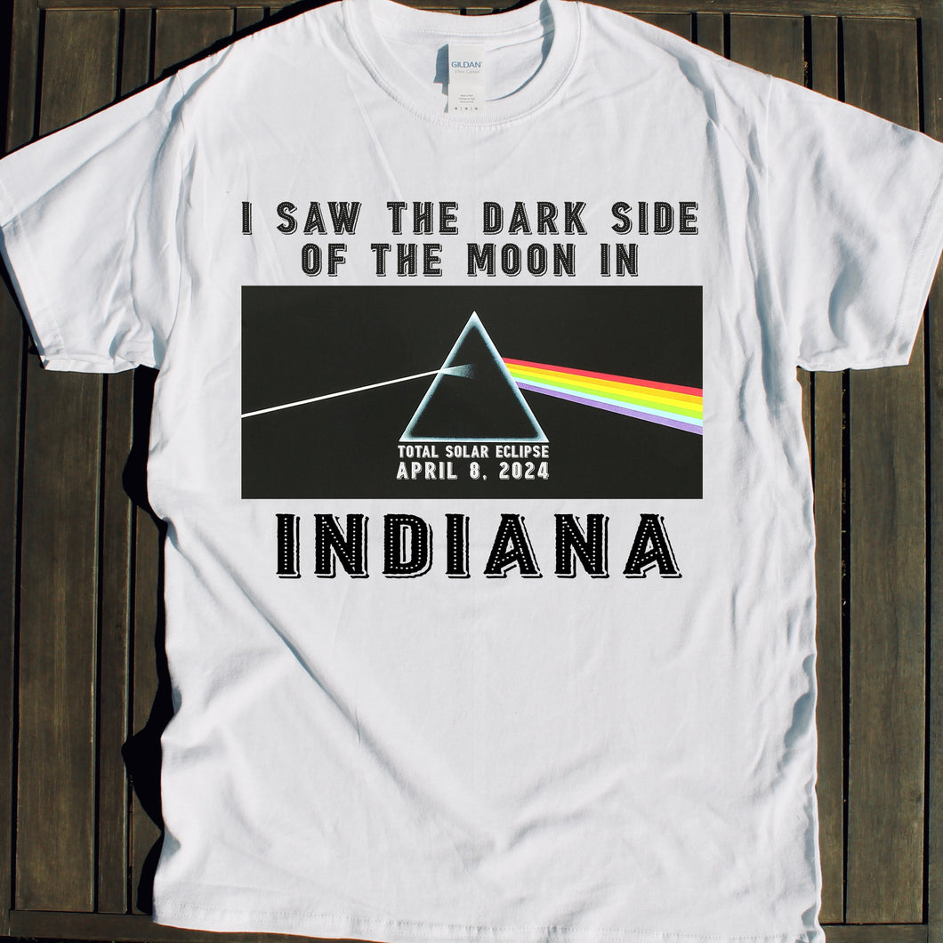 Indiana Solar Eclipse Shirt for sale April 8 2024 souvenir tshirt