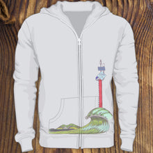 Outflow Pipe Surf hoodie - RadCakes Shirt Printing