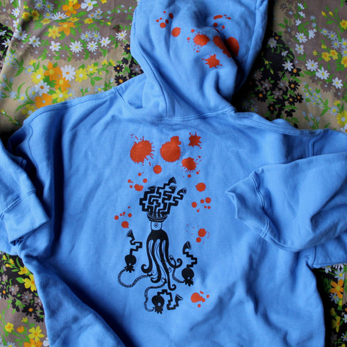 Squidlings hooded sweatshirt